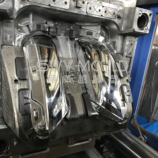 Пресс-форма для литья под давлением автомобильных ламп OEM