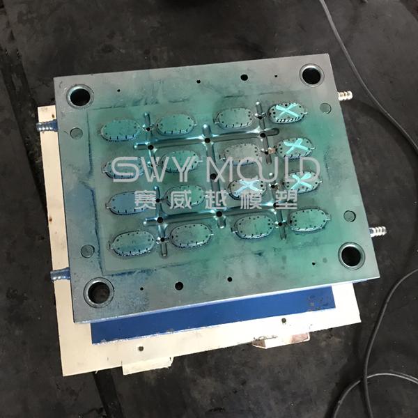Пластиковая форма для корпуса головки зарядного устройства