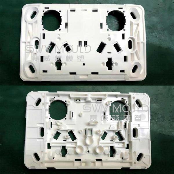 Пластиковая форма для литья под давлением