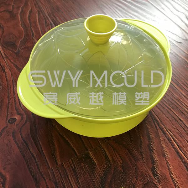 Пластиковая миска для фруктов