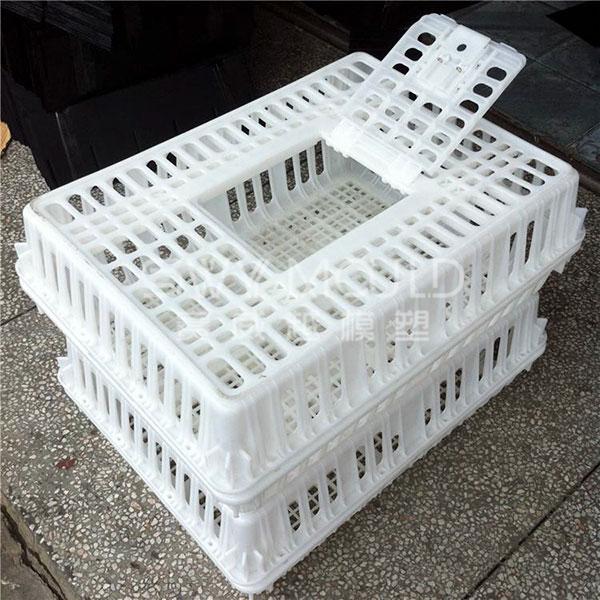 Пластиковая форма для клетки для птицы
