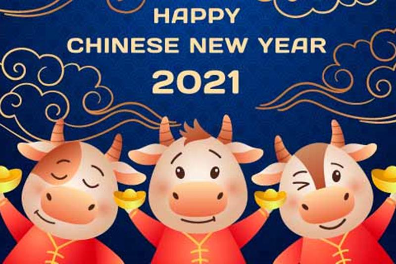 Китайский Новый год в SWY MOLD