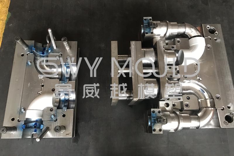 Техническое обслуживание пресс-формы для фитингов пластиковых труб