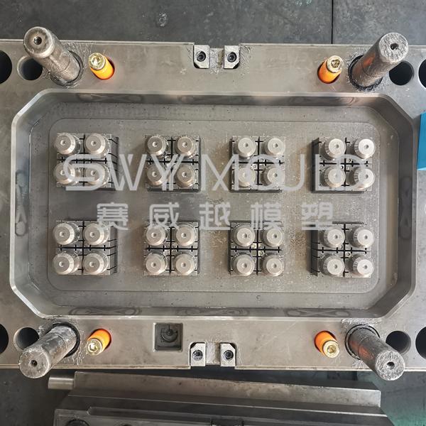 Пластиковые строительные блоки MEGA пресс-формы для литья под давлением