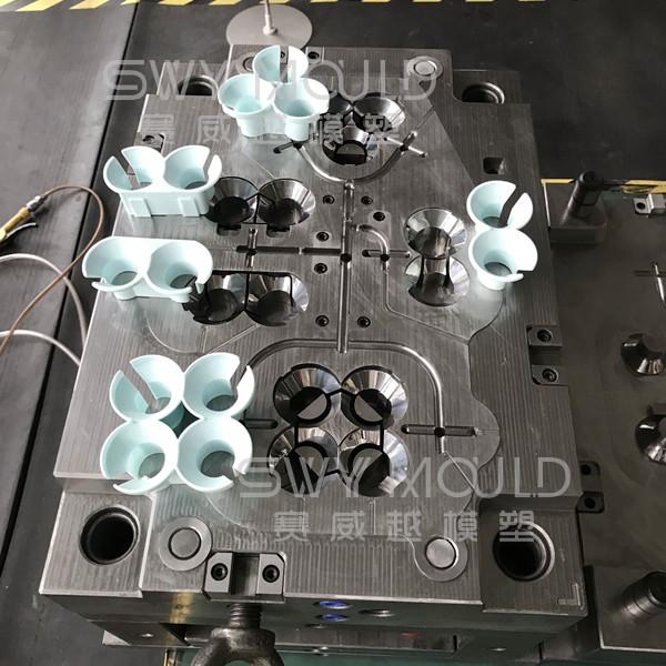 Пластиковая форма держателя головки ультразвукового аппарата красоты
