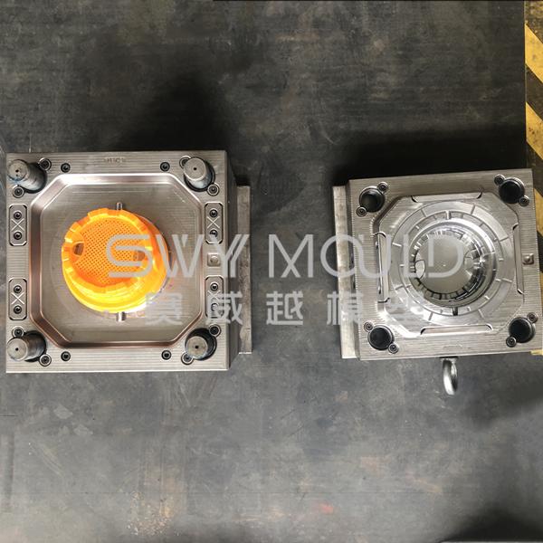 Пресс-форма для литья под давлением пластиковой крышки ведра IML