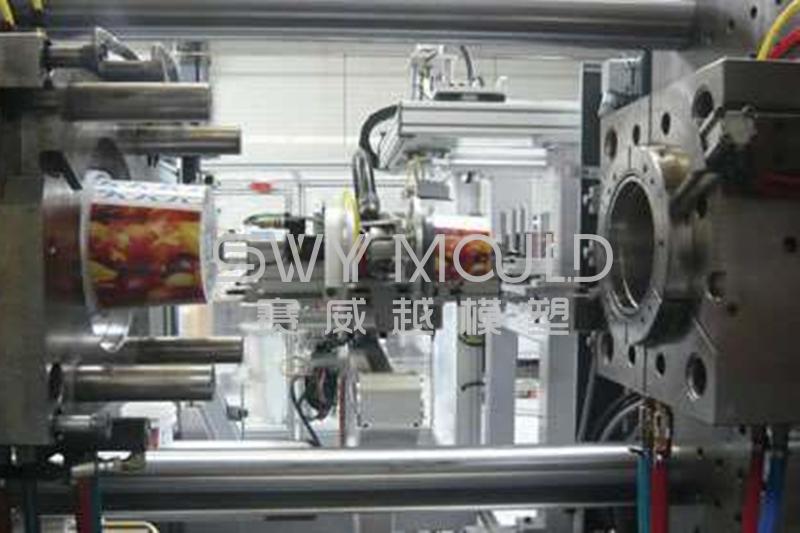 Технология этикетирования In-Mold в пластиковом ведре