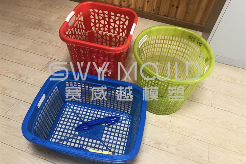 Прибыли три новых образца пластиковых корзин для изготовления литьевых форм