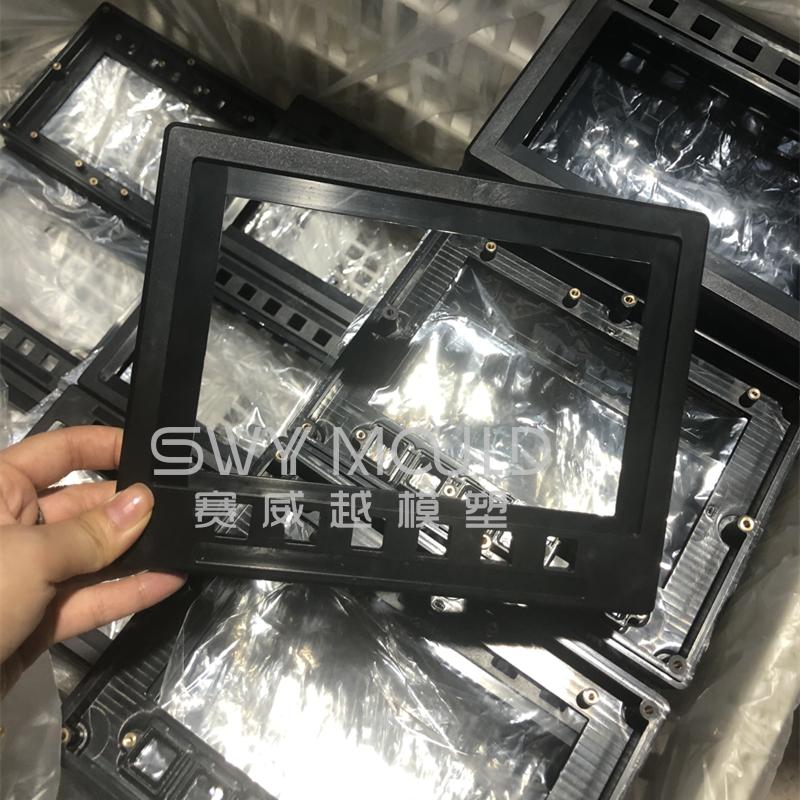 Пластиковая форма корпуса для экрана дисплея крана